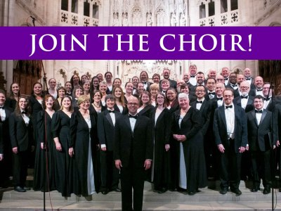 Audition for Renaissance City Choir