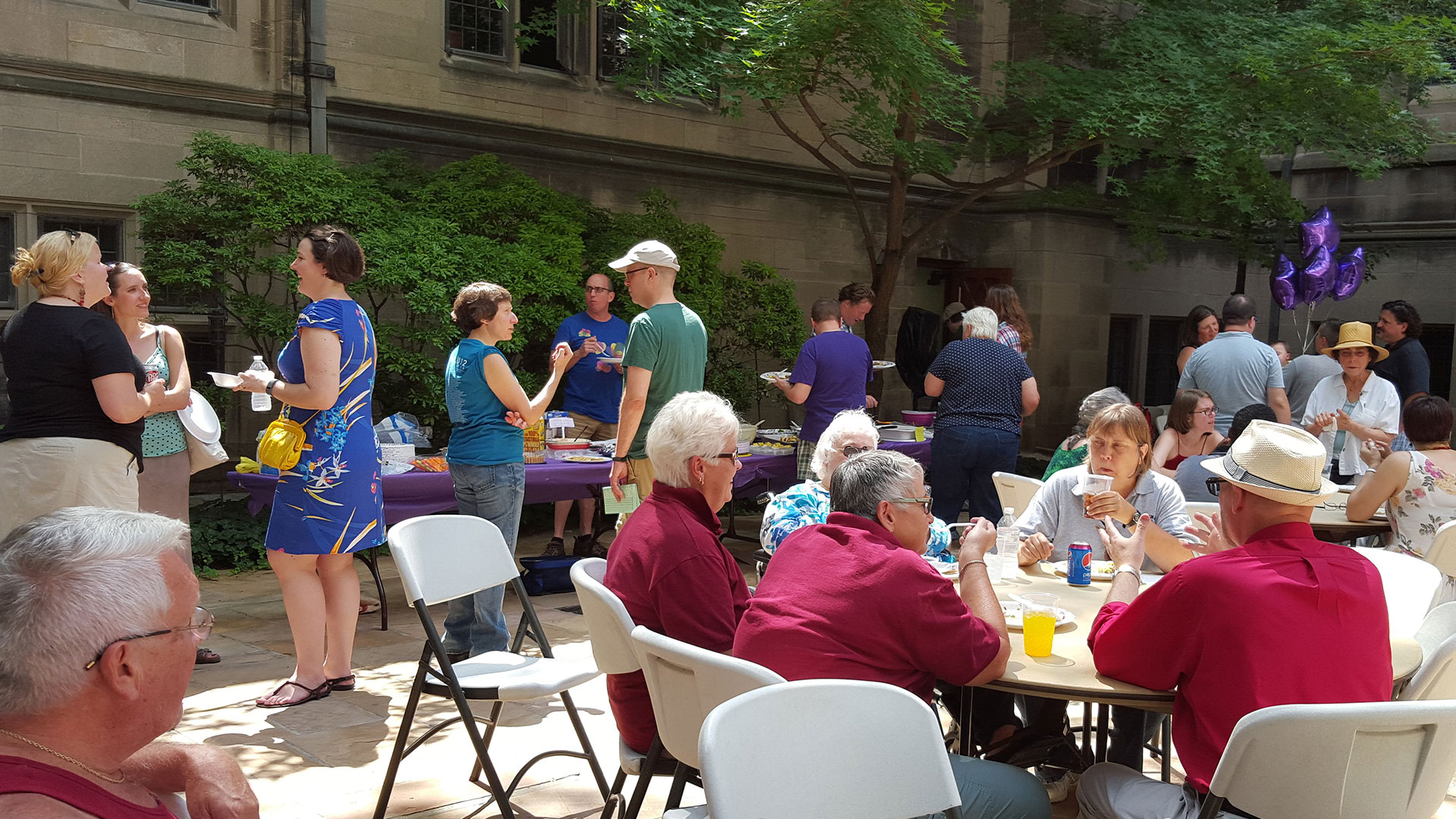 Renaissance City Choir Picnic