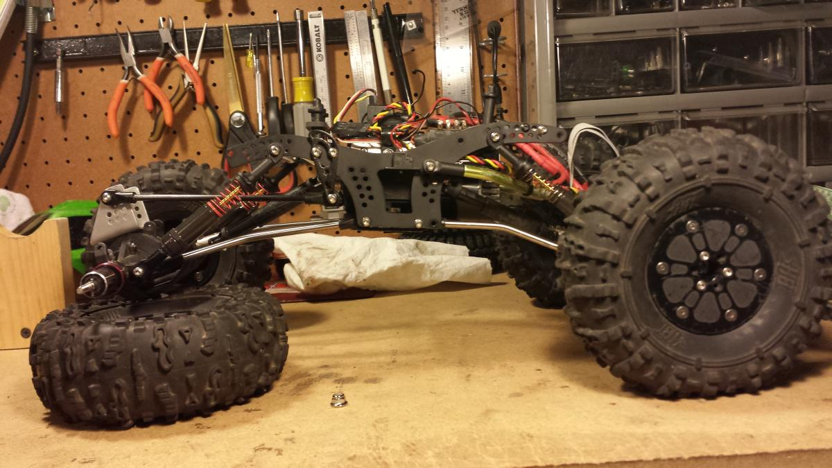 Anti Squat and Suspension Tech - Page 21 - RCCrawler