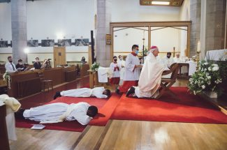 Thumbnail for the post titled: Priestly Ordinations of Christopher and Malachy