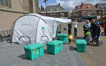 ShelterBox-project Rotary klein
