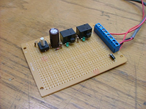 Sensor Schematic Photocell Sensor Circuit