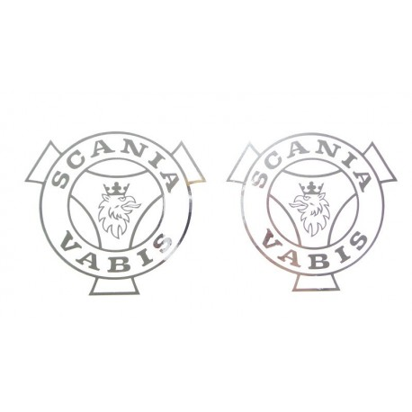 Detailed Vabis Decal Set for Tamiya 1/14 Scania R470