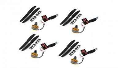 Quadcopter diy,quadcopter controller knowledges build