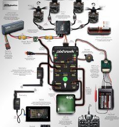 quadcopter wiring diagram guide diy quadcopter dji naza lite wiring diagram [ 1377 x 2000 Pixel ]