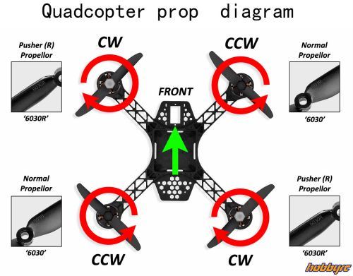 small resolution of motor wiring diagram for rc quadcopter