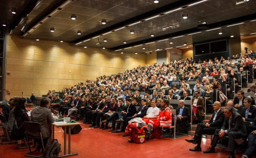 Diskussionsveranstaltung des RCDS Potsdam und der Konrad-Adenauer Stiftung Brandenburg fand trotz massiver Störungen statt