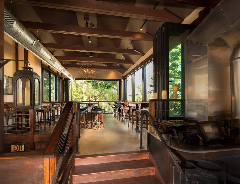 Nektar Wine Bar – Ralph C. Fey. AIA Architects PC