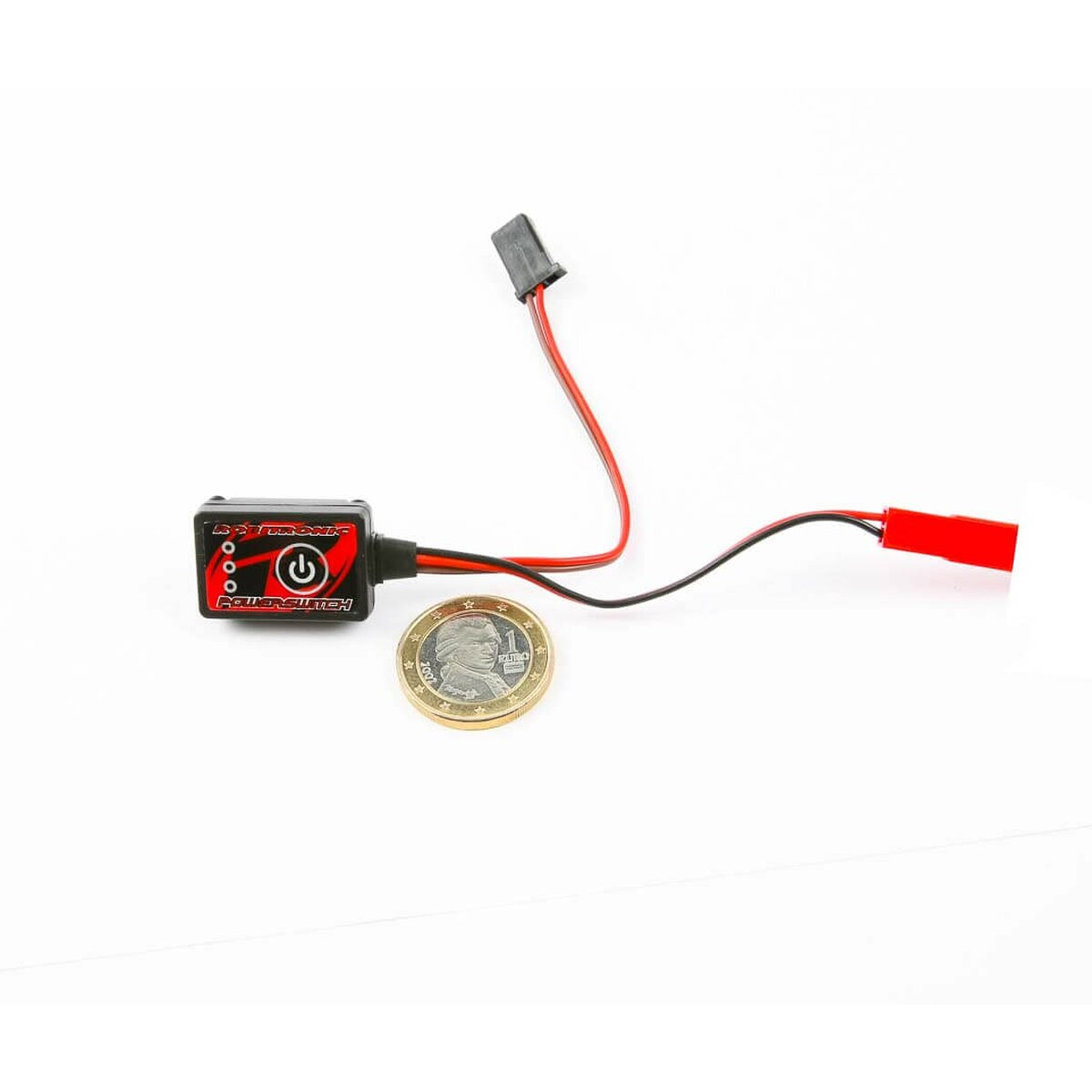 Robitronic Electrical Switch With Voltage Indicator