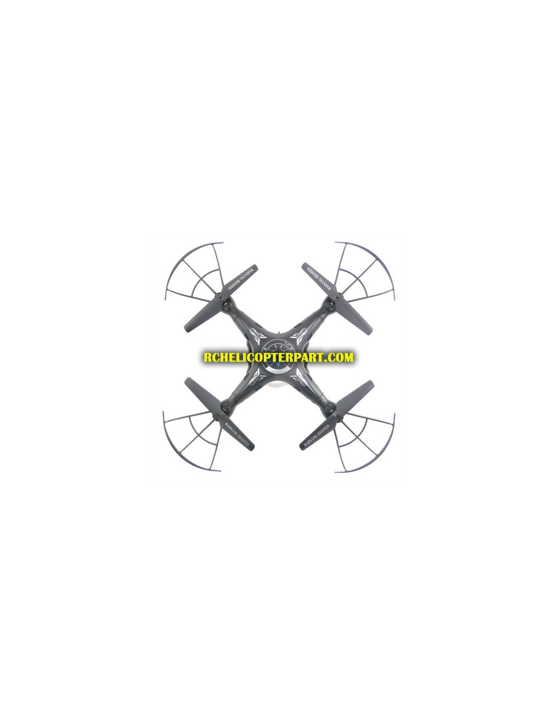 KOOME K300C 2.4GHz 4-Channel 6-Axis RC Drone Quad Copter w