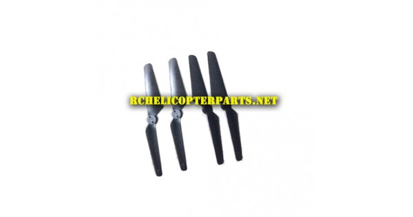 DRW876-01 Main Propellers 4PCS Parts for Sky Rider DRW876