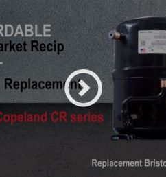 featured video replacement bristol compressors replacement components [ 1274 x 720 Pixel ]