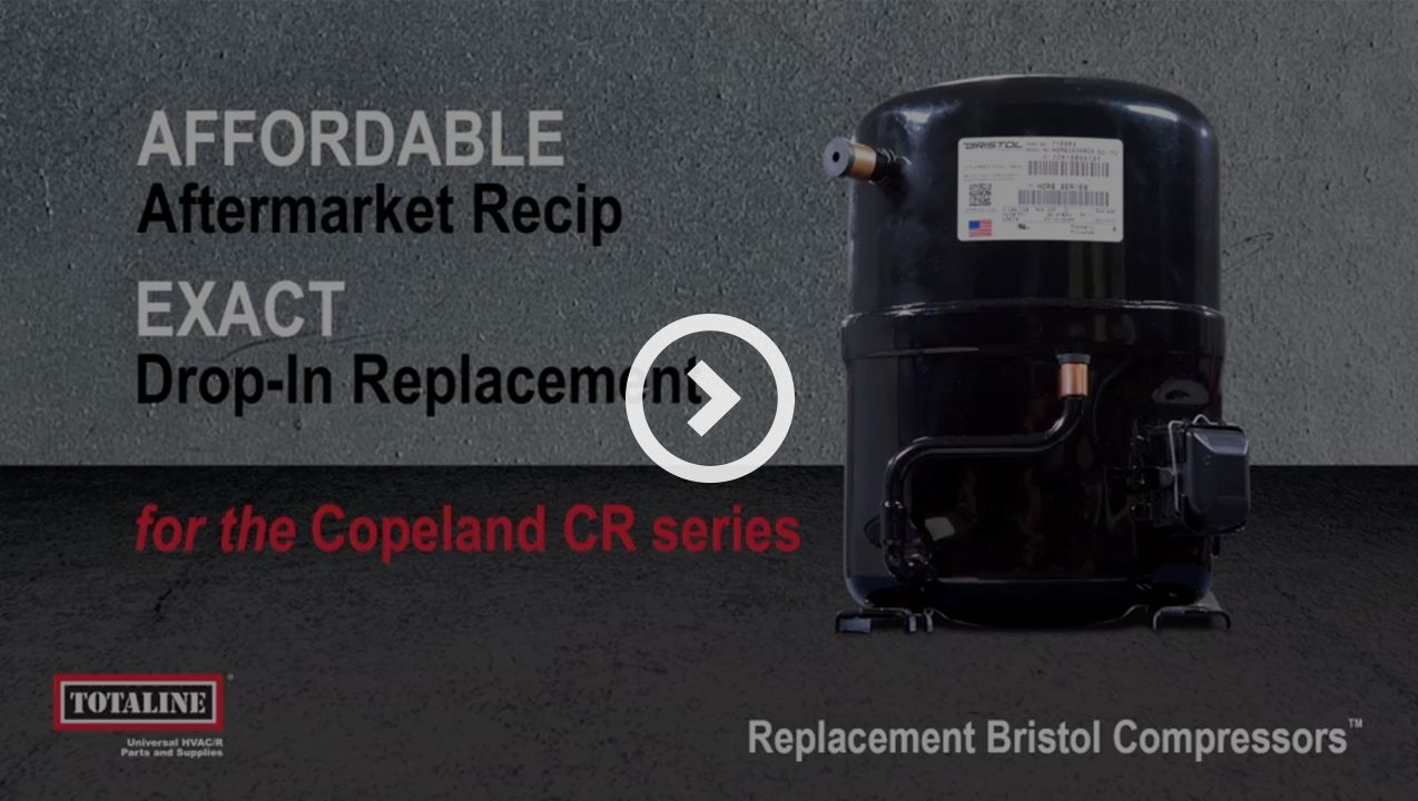 hight resolution of featured video replacement bristol compressors replacement components