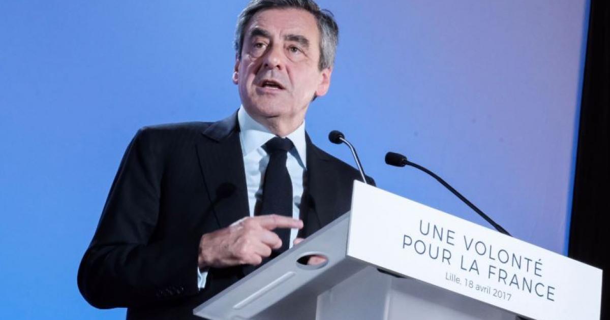 François Fillon Condamné à Deux Ans De Prison Ferme Rci