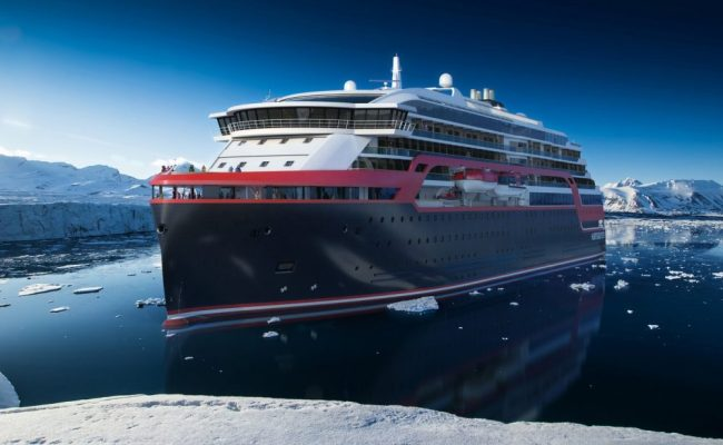 Take A Peek At Hurtigruten S New Polar Vessels Eye On
