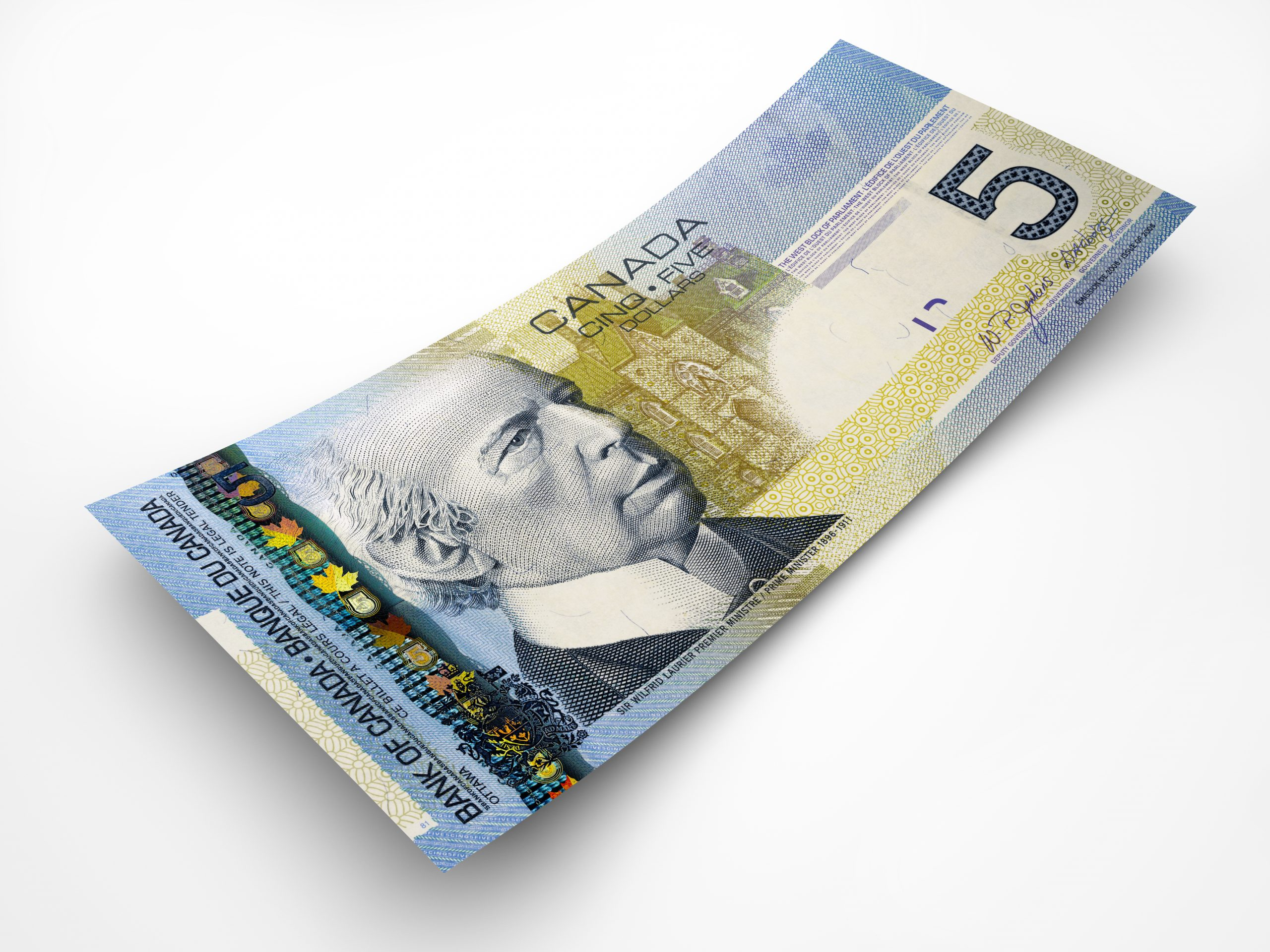 Bientôt un nouveau billet de 5 $ – RCI | Français