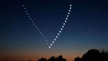 Jupiter et Saturne vont s'aligner dans le ciel pour former une «étoile de Noël»