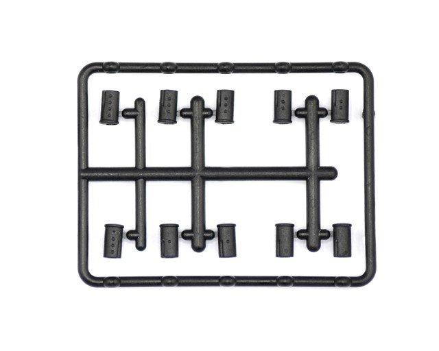 Serpent SER411323 Steering Block Inserts (10) S120 LTR