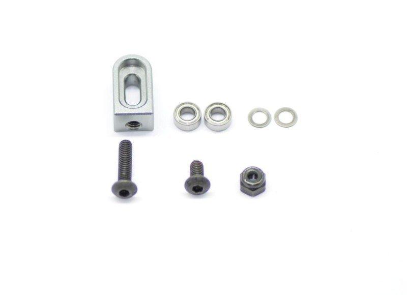 Serpent SER401463 Belt-tensioner Aluminium for 411