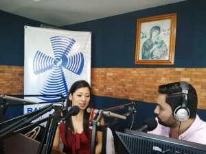 Entrevista a la Directora del medio digital Plataforma Zully Velazco, tras el lanzamineto de su sitio web