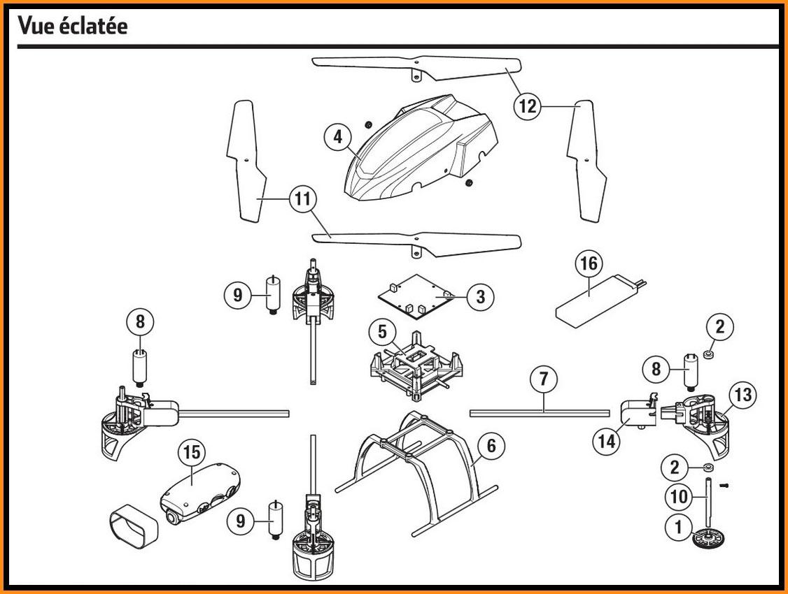 Decouverte Du Drone Camera Blade Qx 180 Hd Rcmag
