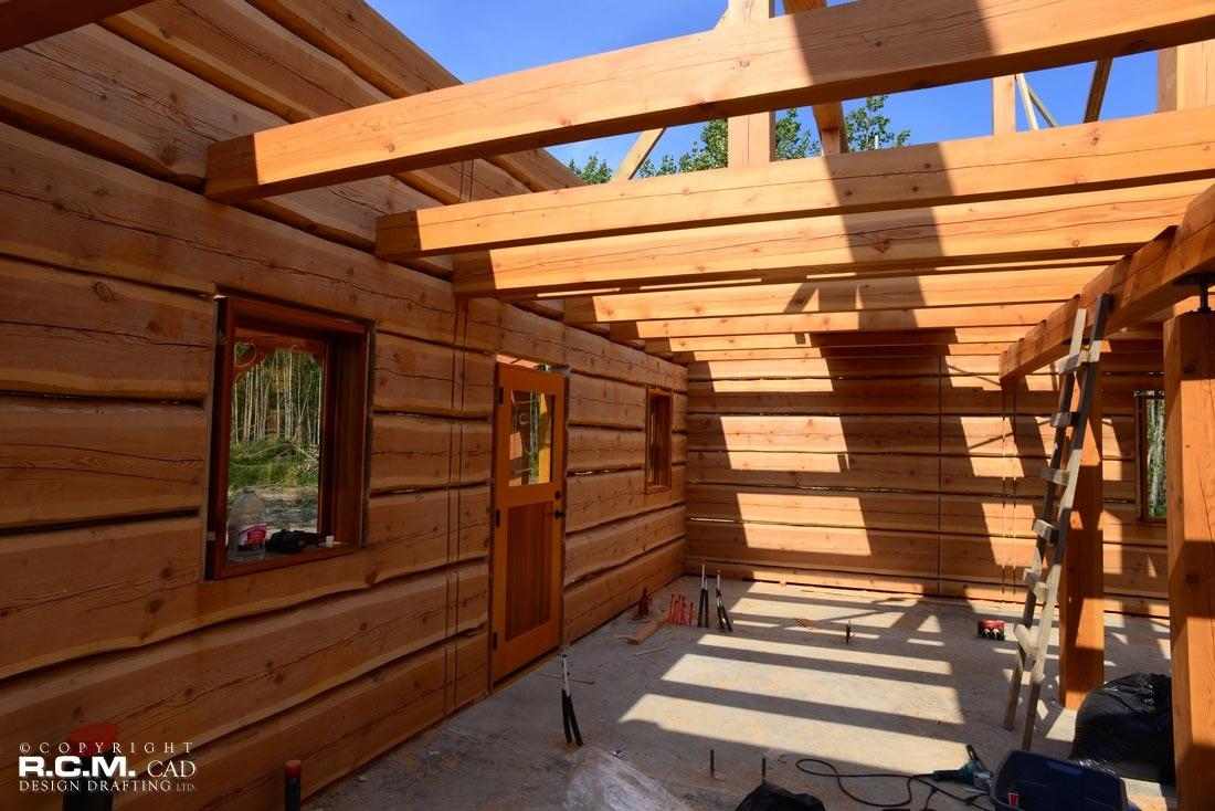 Log Cabin Building Tools