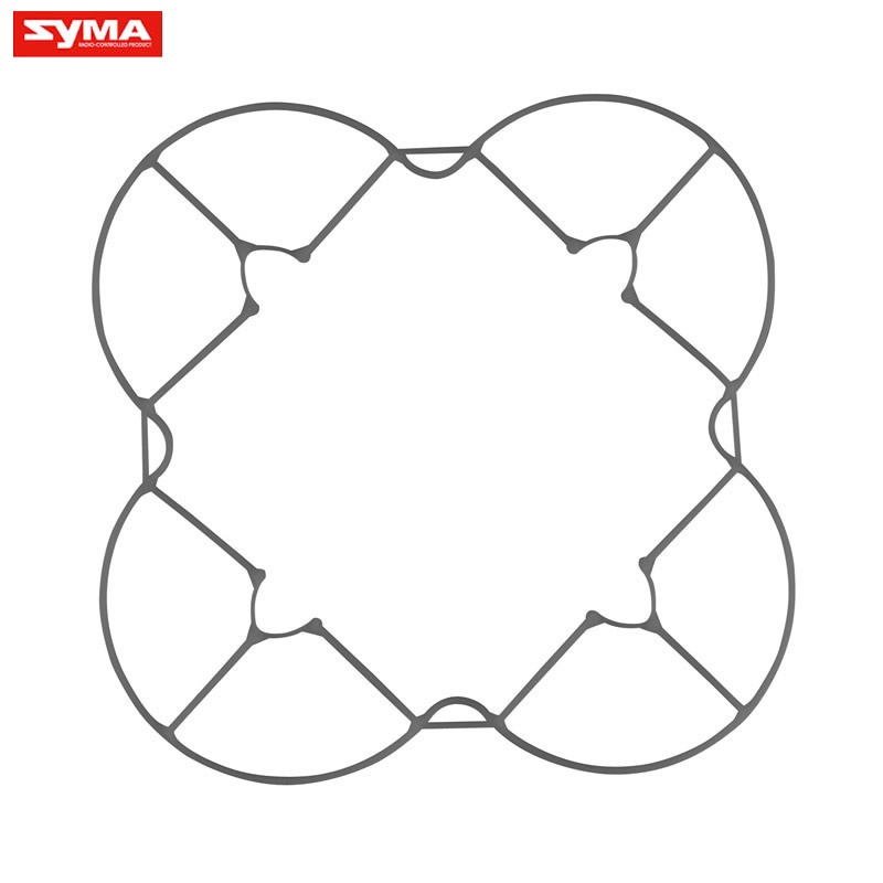 Protecting-frames for Syma X11 X11C HORNET Drone parts