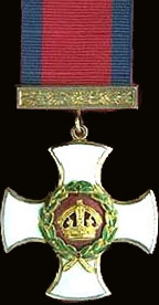 Photograph of a Distinguished Service Order