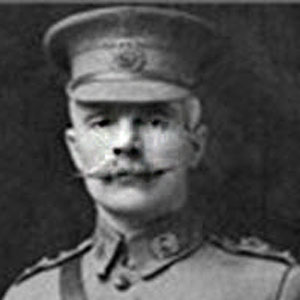 Photograph of Lt. Colonel Burnett Laws (ex-NWMP member) (Source of photo - Ric Hall's Photo Collection)