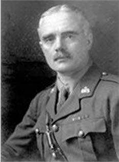 Photograph of Colonel Burnett Laws (Source of photo - Ric Hall's Photo Collection).