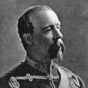 Photograph of Inspector William Jarvis - NWMP