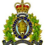 Photograph of the RCMP Crest