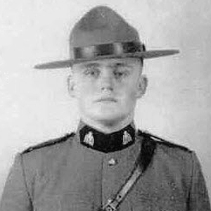 Photograph of Constable Terry Tomfohr (Reg. #25214) of Burnaby RCMP Detachment.