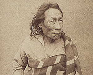 Photograph of Chief Big Bear.