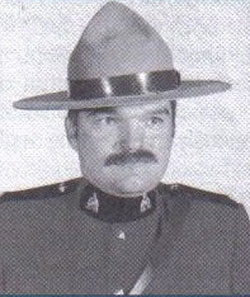 Photograph of (Source of photo - RCMP Gravesite Database).