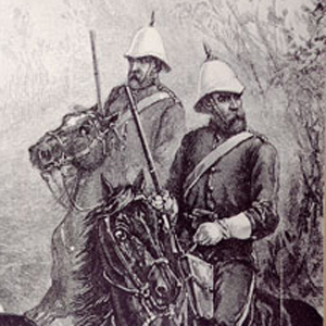 Early NWMP illustration
