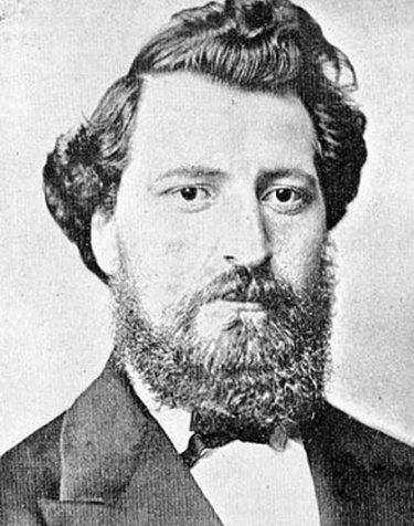 Photograph of Louis Riel