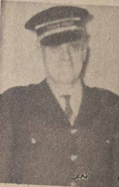 Photograph of Town Constable Roger Beausoleil.