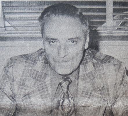 Photograph of S/S/Major Ernie Bonderud (Reg.#