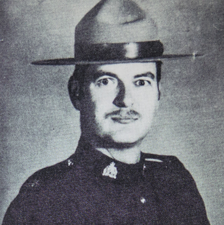 Photograph of Constable