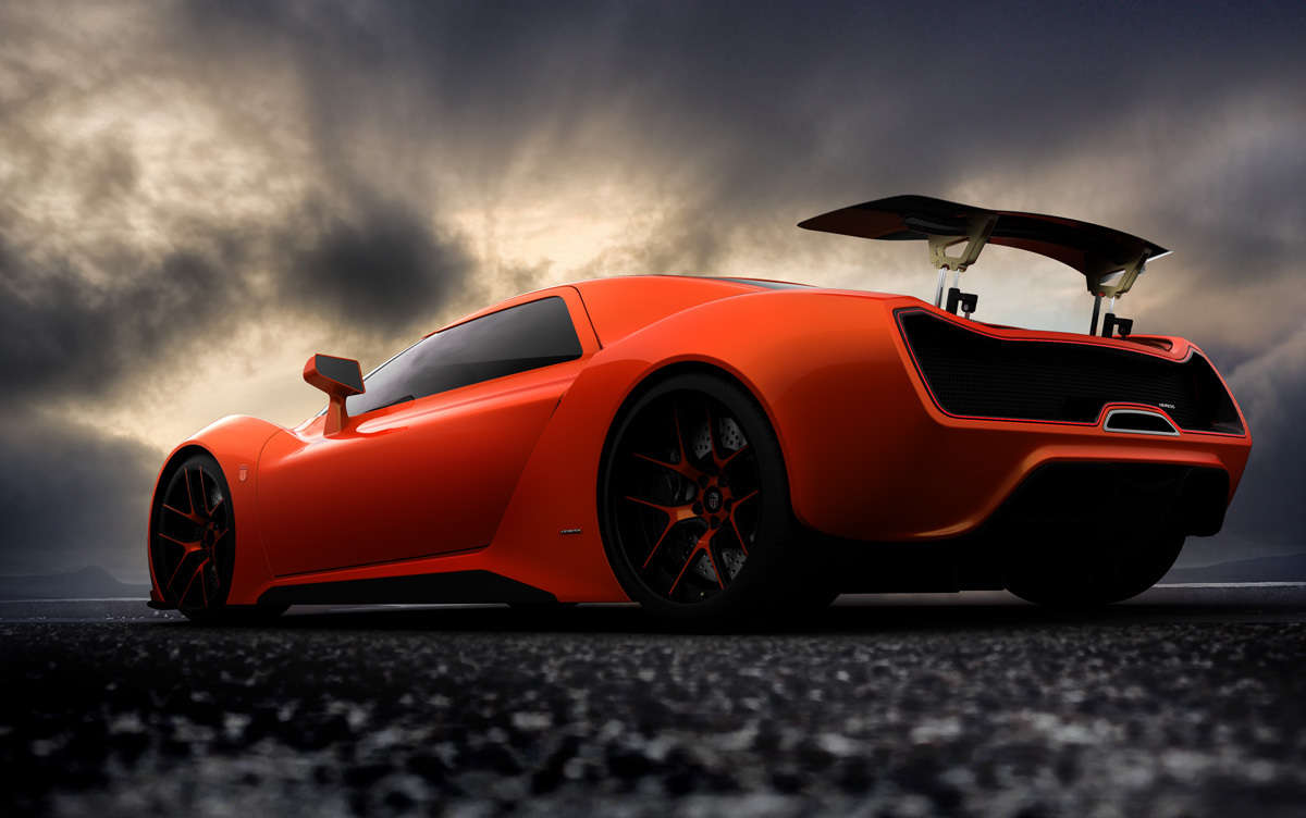 Latest Car Wallpaper 2014 Trion Supercars Developing High End Supercars