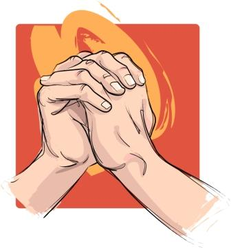 The_Clasped_Hands