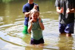 Riverside Baptism Service at the River — August 27, 2017