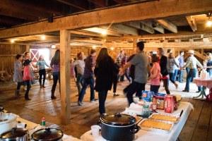 Riverside Barn Party, October 14, 2018