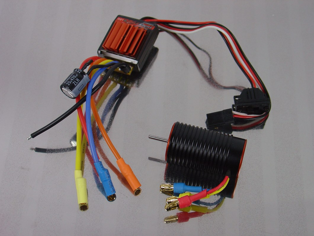 How To Wire Up Brushless Motor Esc Wiring Diagram Turnigy Car Trusted