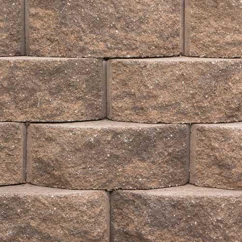 keystone legacy retaining wall