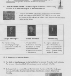 4th Grade Homepage / VA Studies Guides and Notes [ 3237 x 2488 Pixel ]