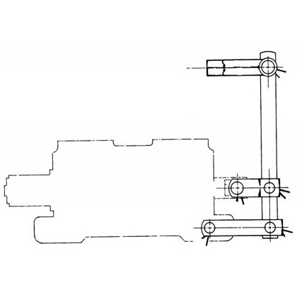 Buyers BSV3562 Spool Valve Connection Kit for Commercial A