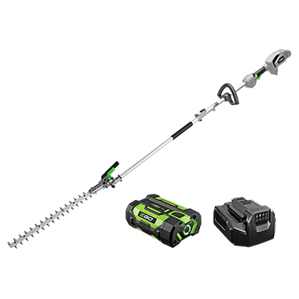 EGO MHT2001 56V Power+ Power Head and Hedge Trimmer Kit