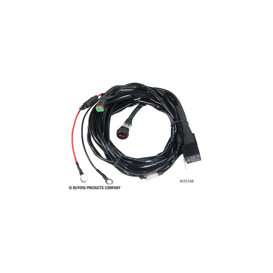 Buyers 3035768 Harness with Single Switch and DT